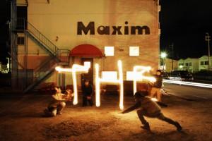 exterior of maxim